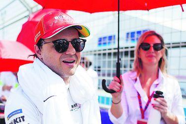 Felipe Massa pone fin a su paso por la Fórmula E sin ninguna victoria