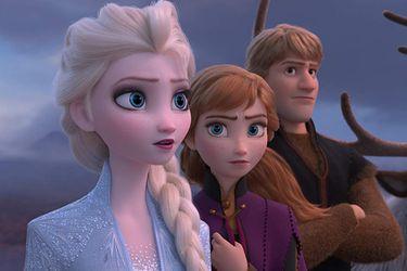 Frozen 2 superó la recaudación de Frozen, pero no es la película animada más exitosa