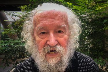 Tomás Moulián, noviembre 2018