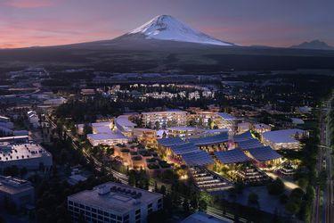 Toyota salta al futuro y da inicio a la construcción de una ciudad 100% conectada