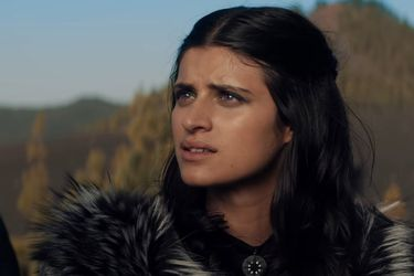 Primeras imagenes de Yennefer en la segunda temporada de The Witcher