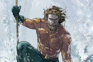 Aquaman no tendrá un cómic en marzo y se quedará sin serie regular por primera vez desde 2011