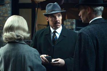 Benedict Cumberbatch es un espía del MI6 en el tráiler de The Courier