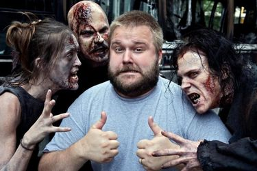 Robert Kirkman explicó por qué no quiso anunciar con anticipación el final de The Walking Dead