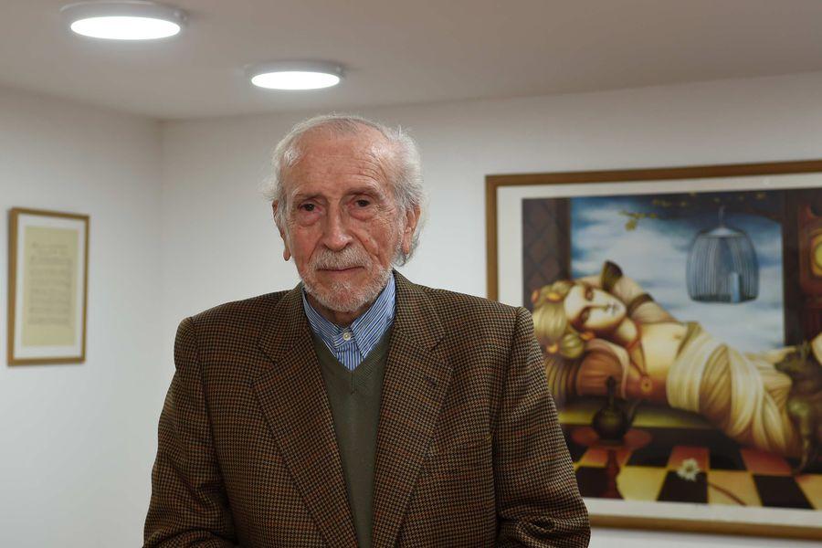 Marcos García de la Huerta