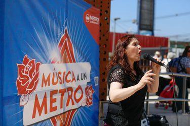 Música a un Metro