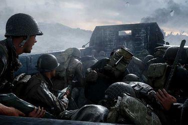 El nuevo DLC de Call of Duty incluye batallas aéreas y un mapa en Dunkerque