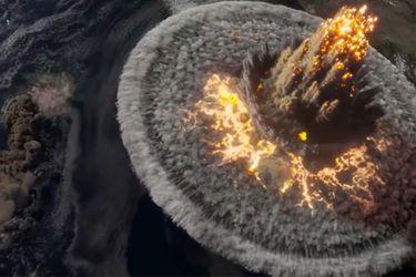 """Los fragmentos """"asesinos de planetas"""" de un cometa se dirigen a La Tierra en el tráiler de Greenland"""