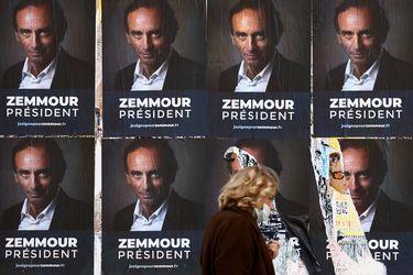 Éric Zemmour, el presentador de TV nacionalista francés inspirado por Trump que aumenta su respaldo en las encuestas