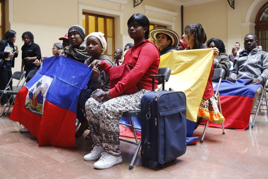 Autoridades hacen un llamado a migrantes  a participar del Censo 2017,