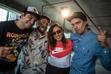 Conversaciones de Culto Lollapalooza Chile 2019 Sinergia Pulentos