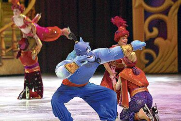 Disney on Ice aterriza en Chile con su cruce generacional