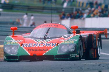 ¡Son 30 años! Un día como hoy el Mazda 787B se convirtió en el primer auto japonés en ganar las 24 Horas de Le Mans