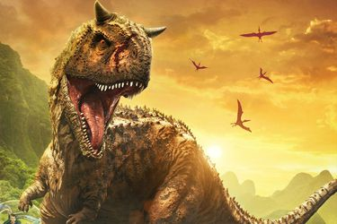 Netflix presentó el tráiler de la serie animada Jurassic World: Campamento Cretácico