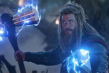 Chris Hemsworth ya no podrá llevar más martillos de Thor a su casa