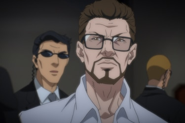 ¿Iron Man es el presidente de los Estados Unidos en el anime The God of High School?
