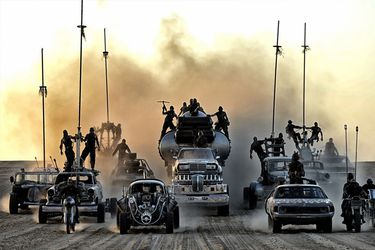 Este domingo Space tendrá una maratón de Mad Max