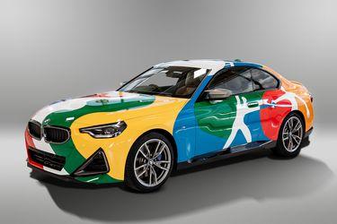 BMW México celebra el inicio de producción del Serie 2 Coupé, mezclando las banderas de Alemania y México