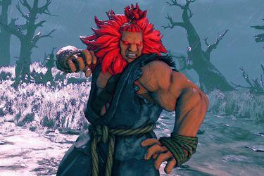 ¿Akuma el peor personaje de Street Fighter V?