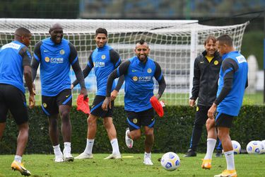"""Lukaku resalta el arribo de Vidal: """"Necesitábamos mejorar en calidad y experiencia"""""""