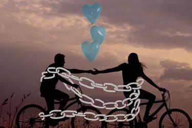 Adolescentes bajo el hechizo del amor romántico