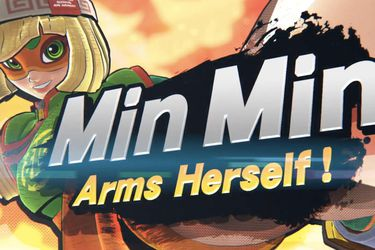 Min Min de Arms llegará a Super Smash Bros. Ultimate
