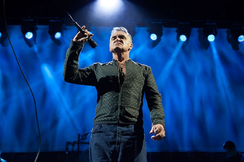 Morrissey In Concert - Los Angeles, CA