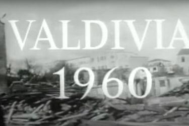 """¿Cómo fue el terremoto de Valdivia? Revisa """"La Respuesta"""", el sorprendente documental de la U. de Chile estrenado en 1961"""