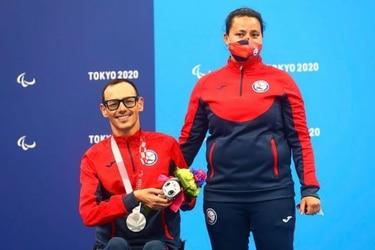 Sigue conquistando el nado: Alberto Abarza consigue medalla de plata en los Juegos Paralímpicos