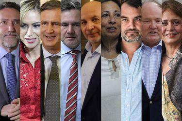 Cómo se perfila la elección senatorial de O'Higgins y la nueva región de Ñuble