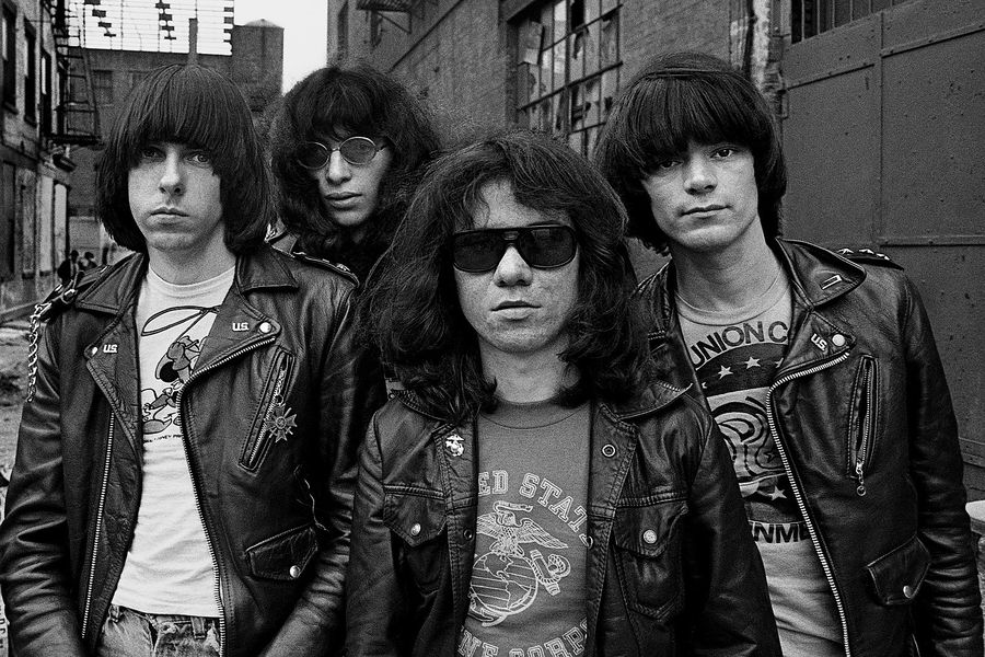 Las 10 mejores canciones de los Ramones según Rolling Stone - La Tercera