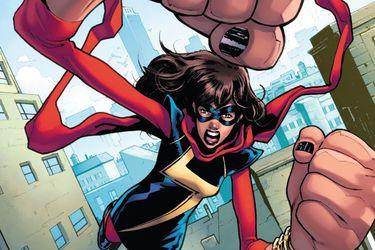 La serie de Ms. Marvel podría llegar recién en 2022