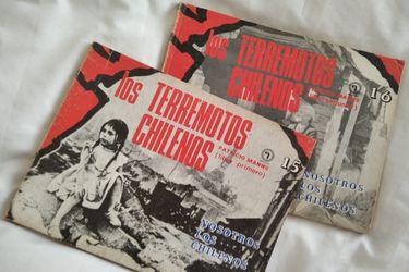 Los terremotos en Chile: El desconocido trabajo científico de Patricio Manns