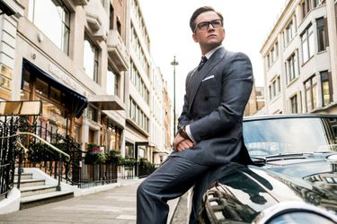 Kingsman: The Golden Circle removió referencias a Donald Trump