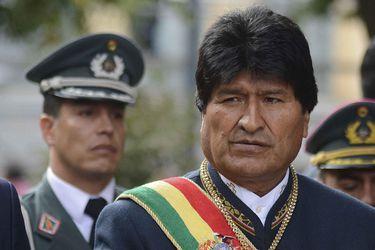 Morales asistirá a la posesión de Piñera a pocos días del juicio en La Haya