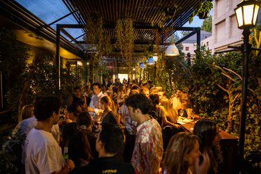 Bar Jardín Secreto: el lado b del clásico Europeo
