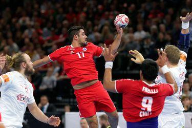 Chile, Balonmano, Mundial