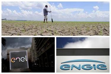 Sequía y menor abastecimiento de gas golpean los resultados de las eléctricas
