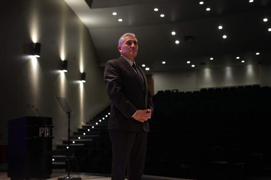 Héctor Espinosa.