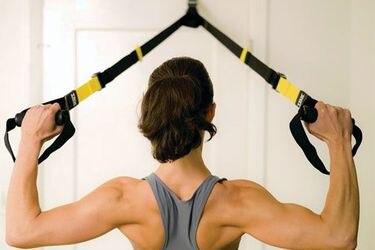 Entrenamiento en suspensión: 12 ejercicios con TRX