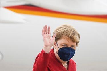 Joe Biden recibirá a Angela Merkel en la Casa Blanca el 15 de julio