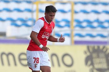 Por incumplimiento de contrato: FIFA ordena al Braga de Portugal que indemnice a futbolista chileno