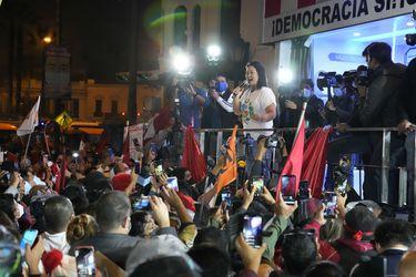 Keiko Fujimori confía en ganar elecciones de Perú con impugnación de votos