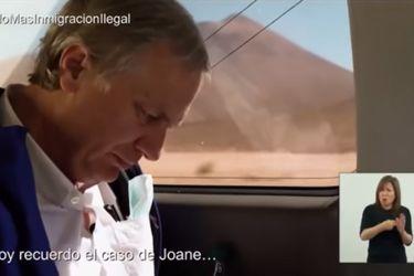 """Tras aparición en franja de José Antonio Kast: Familiares de Joane Florvil rechazan utilización de su imagen """"con fines políticos"""""""