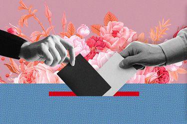 Votos cruzados: Mi pareja vota distinto que yo