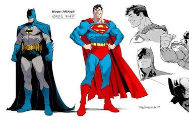 Mark Waid y Dan Mora realizarán una historia complementaria de Batman y Superman en Detective Comics