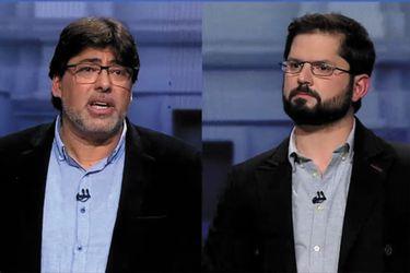 Boric y Jadue protagonizan debate con escasa confrontación de cara a las primarias presidenciales