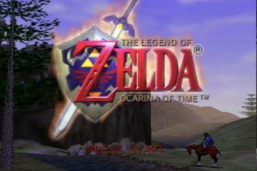 Un speedrunner terminó The Legend of Zelda: Ocarine of Time en menos de 13 minutos