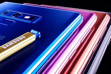 Así es el nuevo Galaxy Note 9 de Samsung