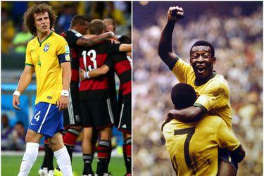 Los 7 de Alemania contra Brasil no se olvidan: las goleadas más importantes en la historia de los mundiales